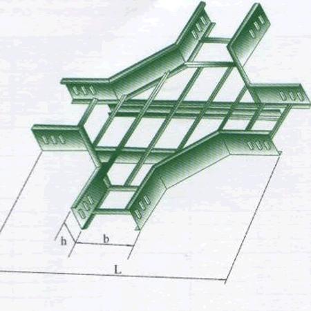 梯级式桥架