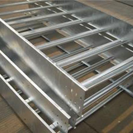 绍兴梯级式钢制电缆桥架