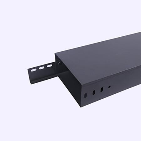 丽水黑色喷塑防火槽式桥架