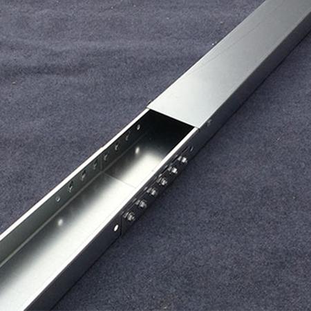 槽型电缆桥架